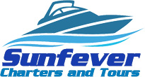 Sunfever Boat charters Logo